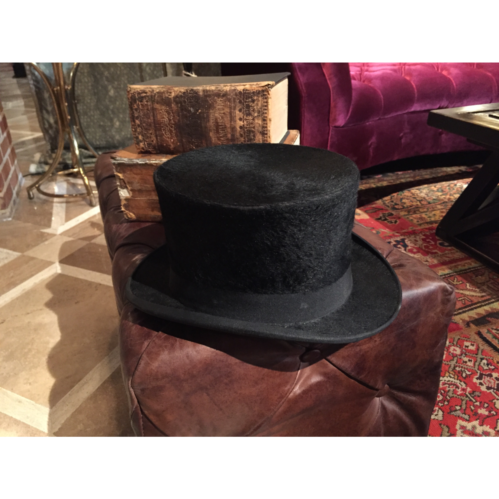 TAJHOME Top Hat- Christys' London