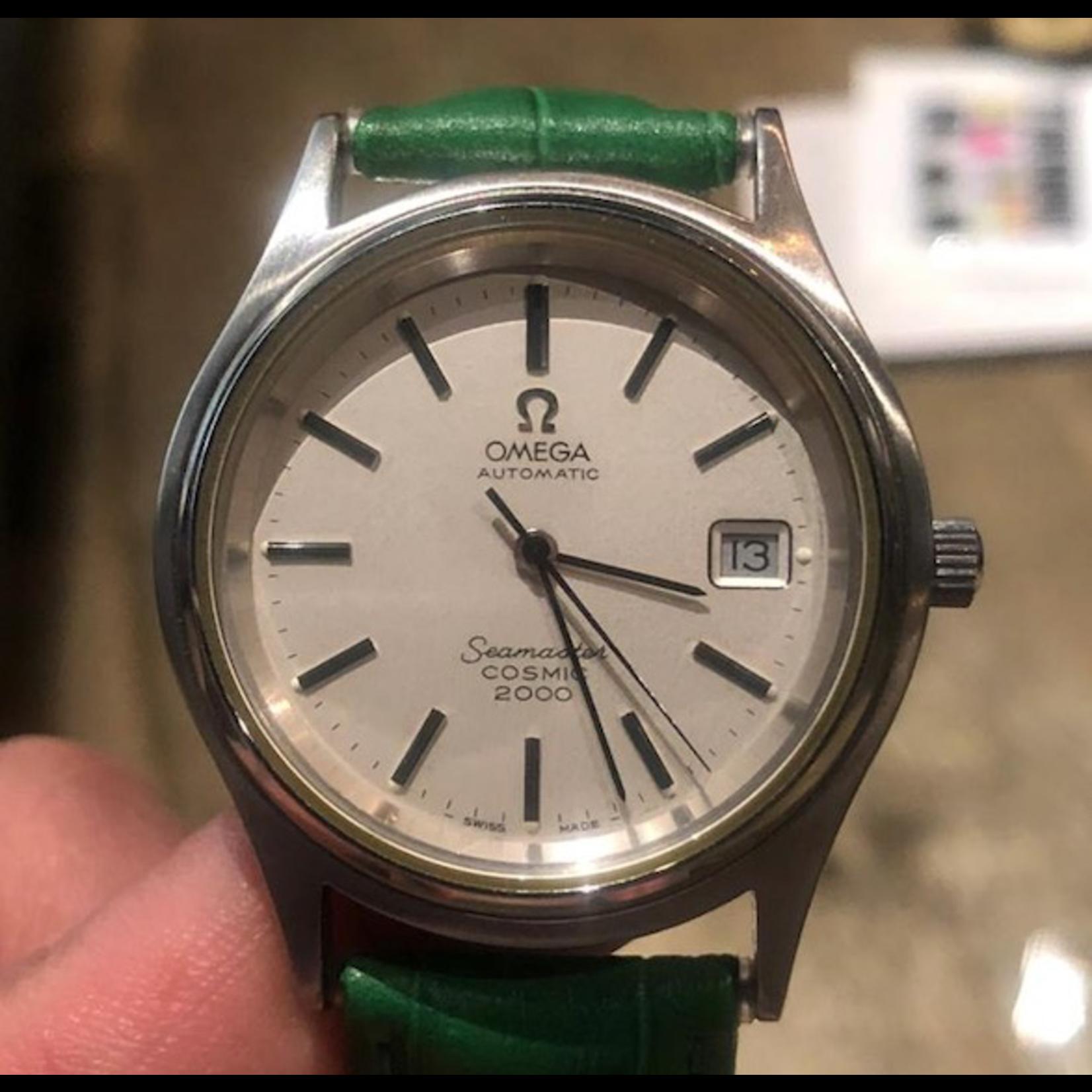 TAJHOME Vintage Watch Omega Seamaster COSMIC 2000