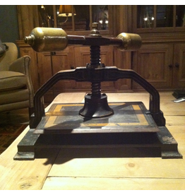 TAJHOME Book Press Vintage