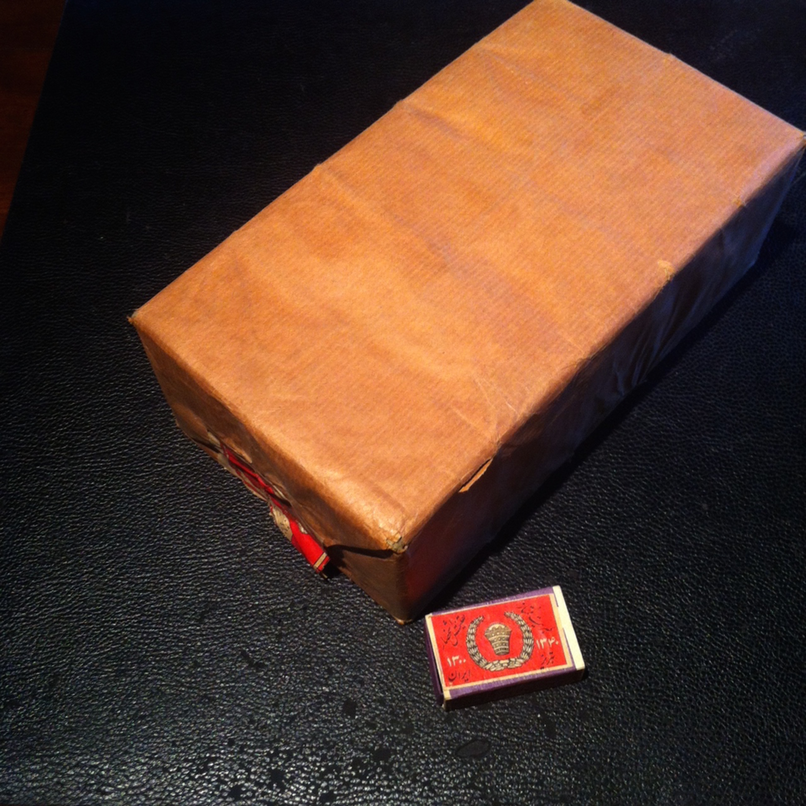 TAJHOME MATCH BOX