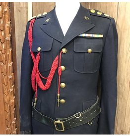 TAJHOME Shahrbani Uniform With Hat and Belt