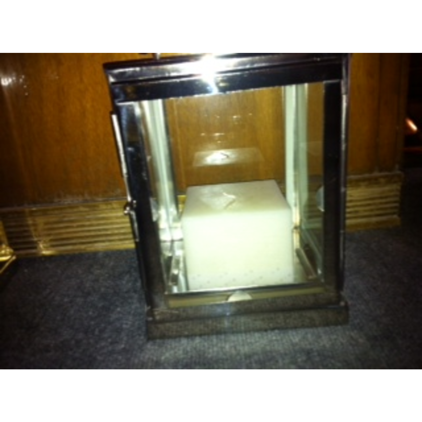 TAJHOME Candle Cubic S