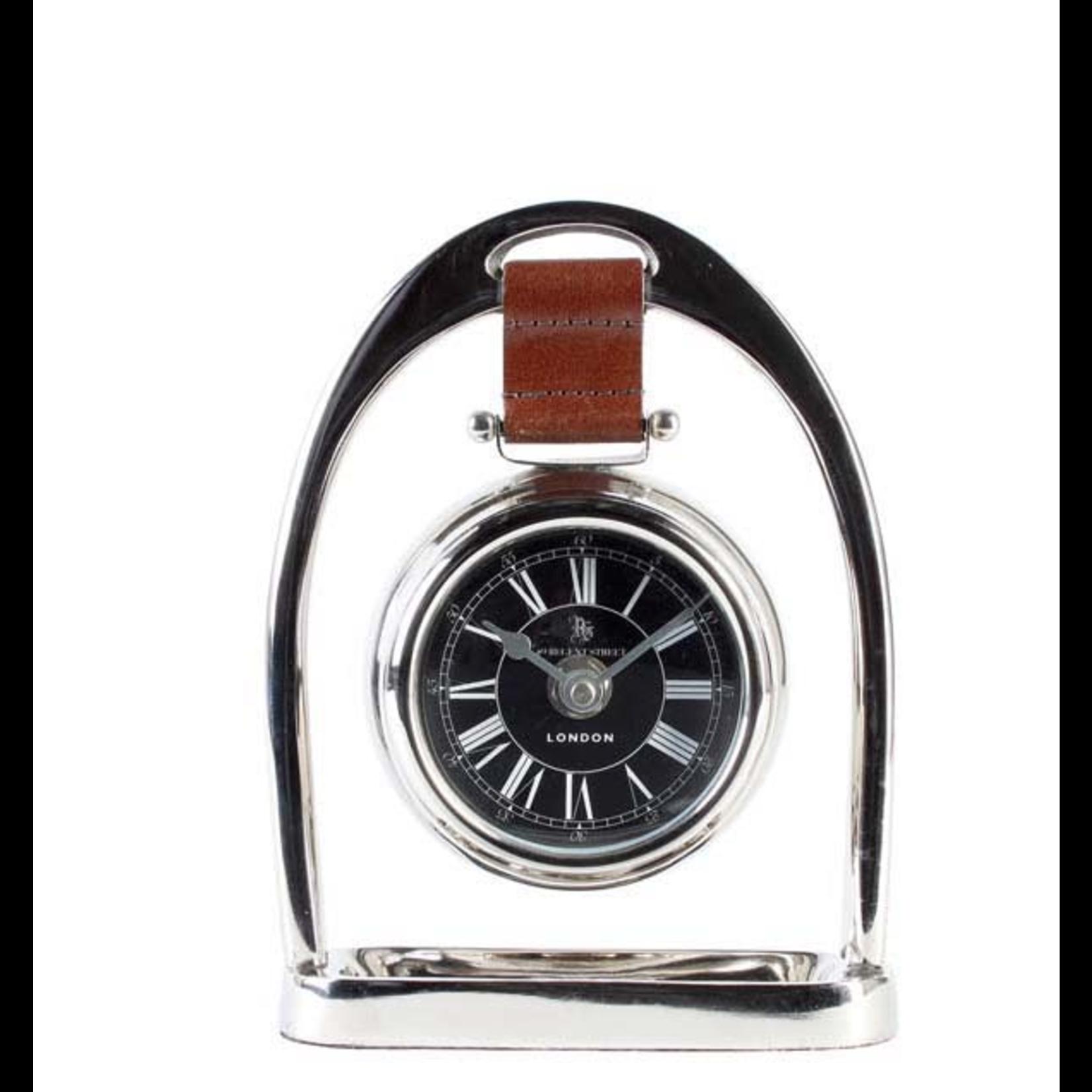 EICHHOLTZ TABLE CLOCK BAXTER S