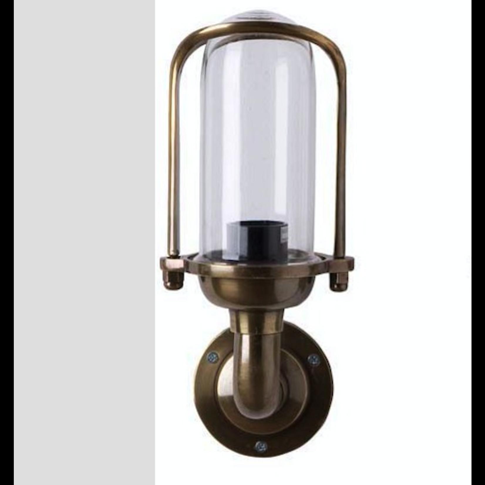 EICHHOLTZ LAMP WALL WOLSELEY BRASS