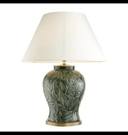 EICHHOLTZ TABLE LAMP CYPRUS GREEN