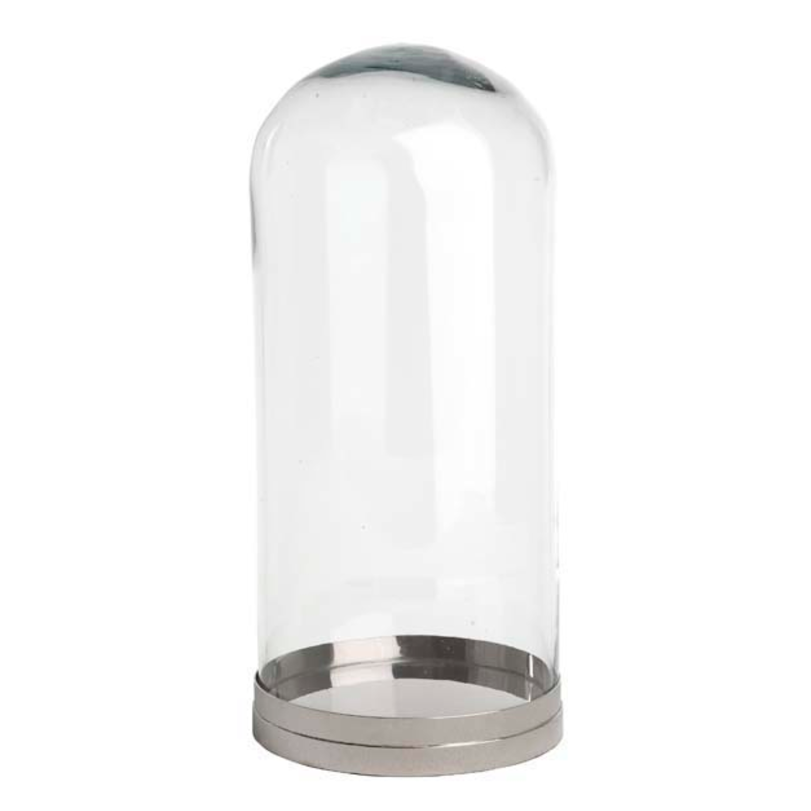 EICHHOLTZ BELL JAR NICKEL SMALL