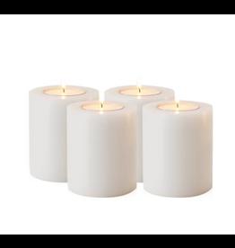 EICHHOLTZ Artificial Candle ø 8 x H. 9 cm