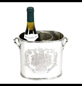 EICHHOLTZ Wine Cooler Maggia nickel finish single