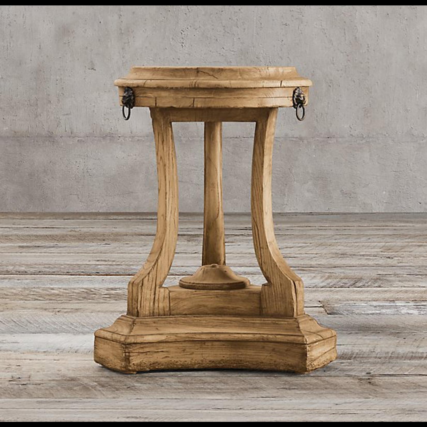 VAN THIEL LION SIDE TABLE SMALL