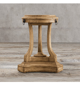 VAN THIEL LION SIDE TABLE SMALL