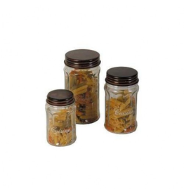 "ANTIC LINE Set 3 jars ""Cuisine"""