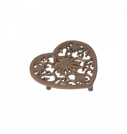 ANTIC LINE Trivet heart shape