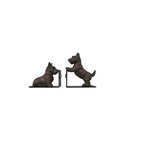 ANTIC LINE Pair of book ends