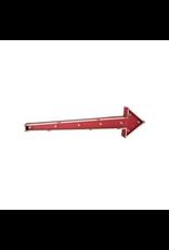 ANTIC LINE Bright red arrow