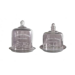 ANTIC LINE BELLS WITH TRAY
