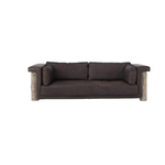 BLEU NATURE MATTAK 3 SEATER