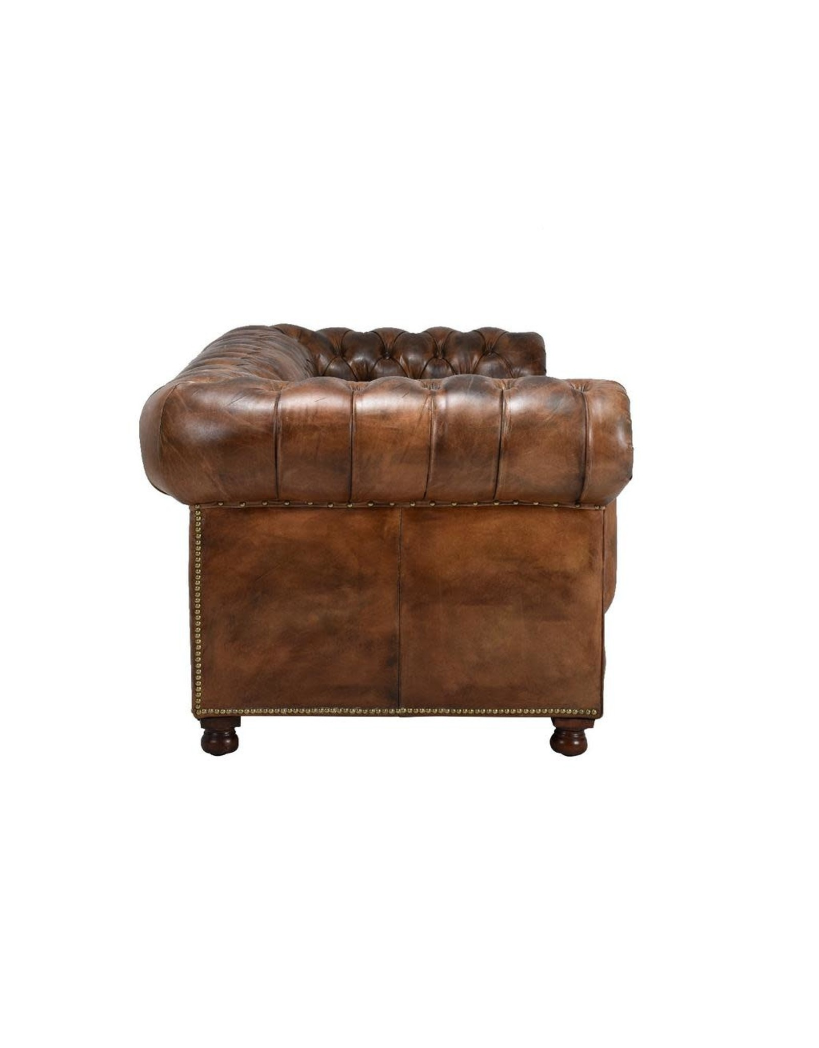 TIMOTHY OULTON WESTMINSTER BOTTON SOFA 3 SEATER - BUCKD'N BROKN