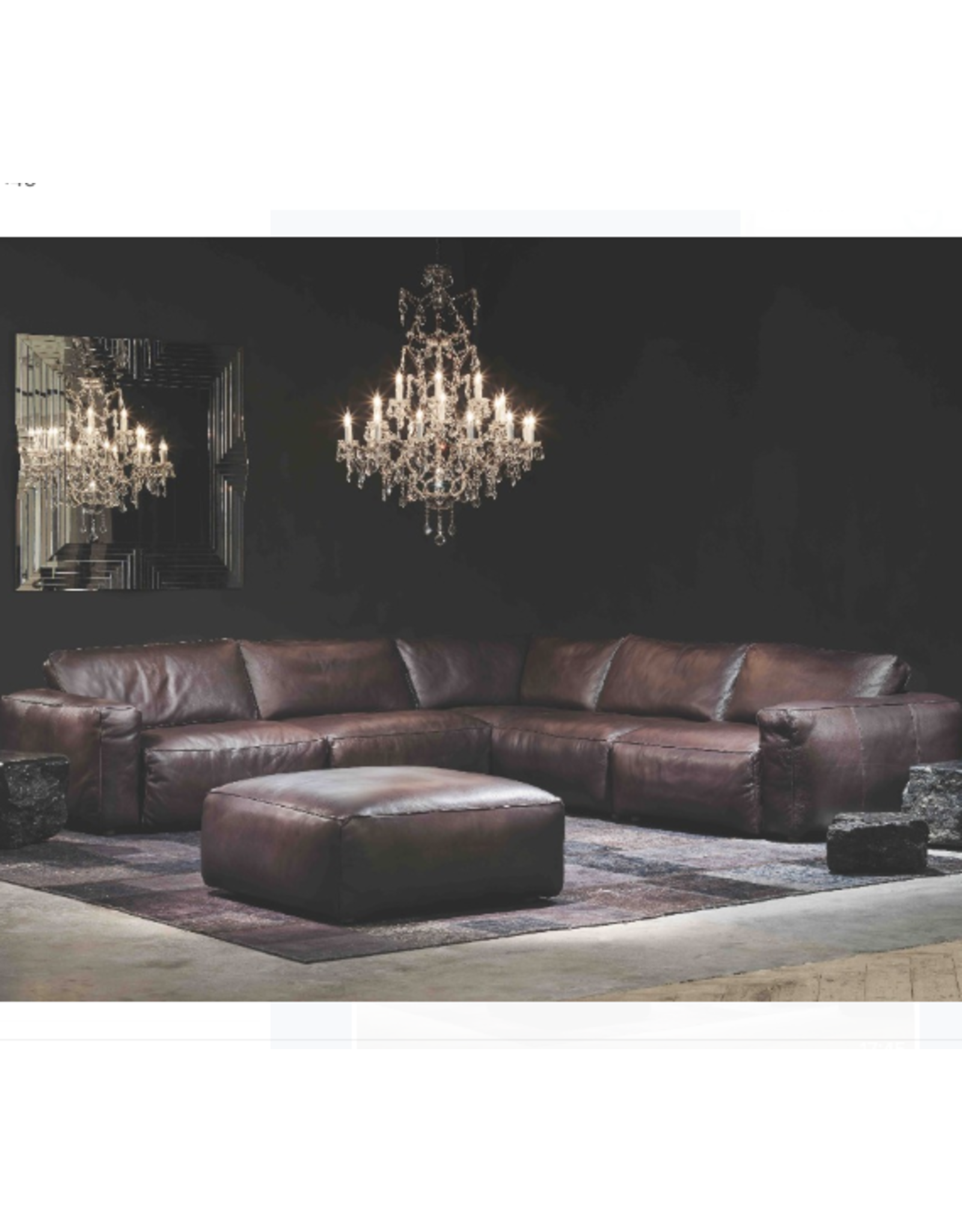 TRUFFLE SECTIONAL