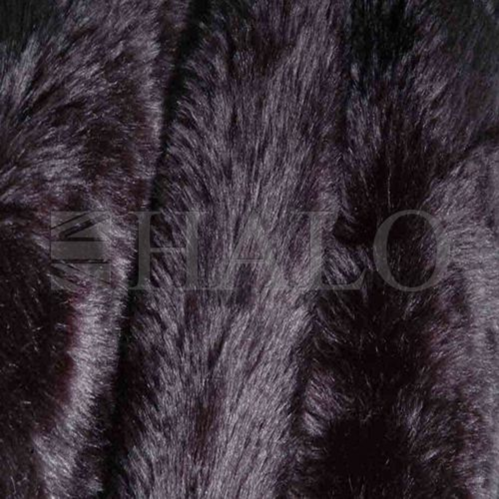 TIMOTHY OULTON GRIZZLY THROW SMALL BLACK