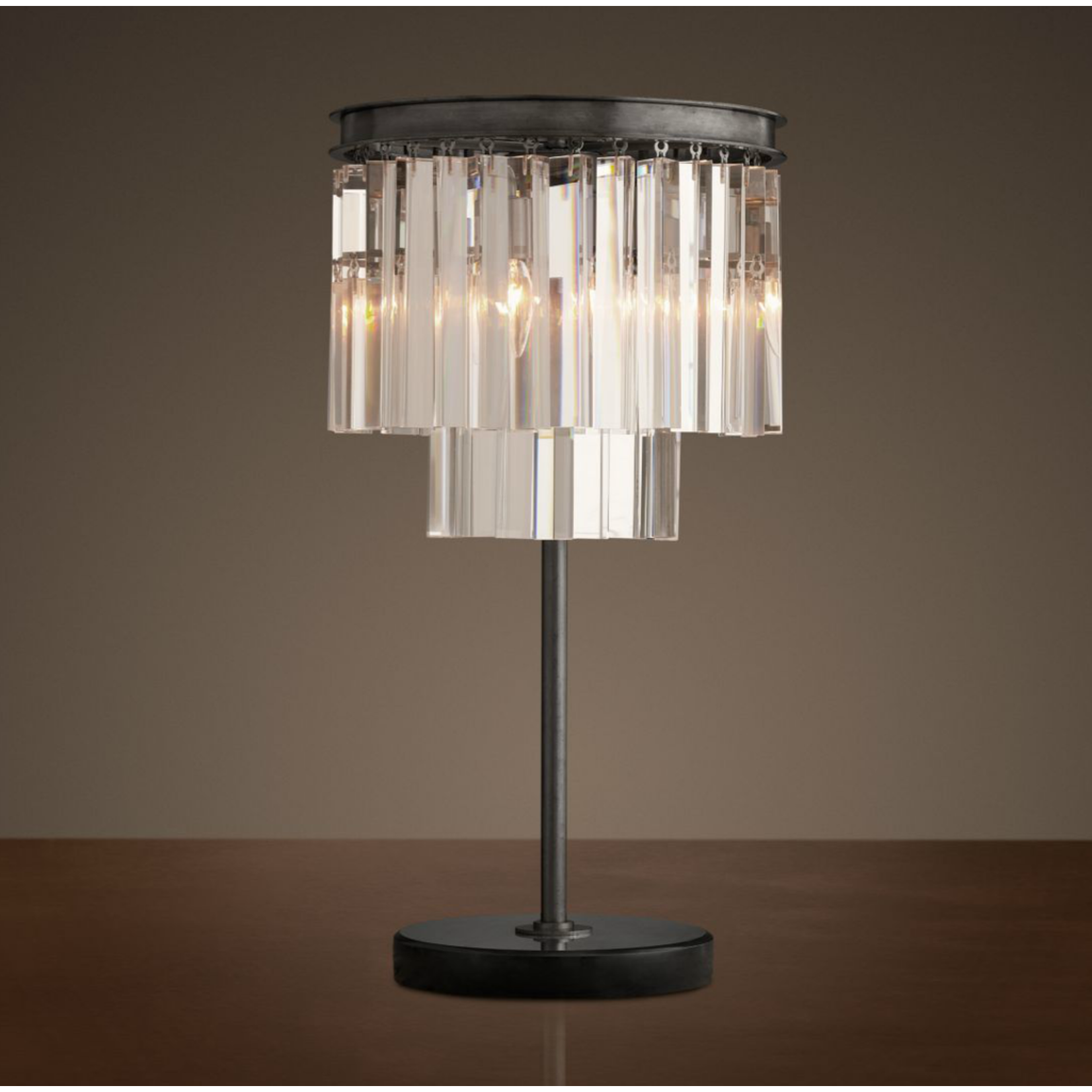 TIMOTHY OULTON ODEON TABLE LAMP