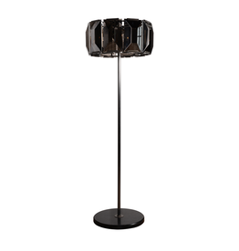 TIMOTHY OULTON FACET CRYSTAL FLOOR LAMP