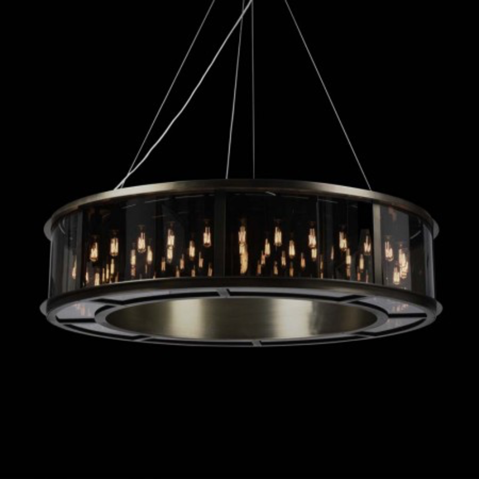 TIMOTHY OULTON INCEPTION ROUND LARGE PENDANT