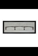 TIMOTHY OULTON ARCHTRL LONDON BRIDGE NAT LARGE ART