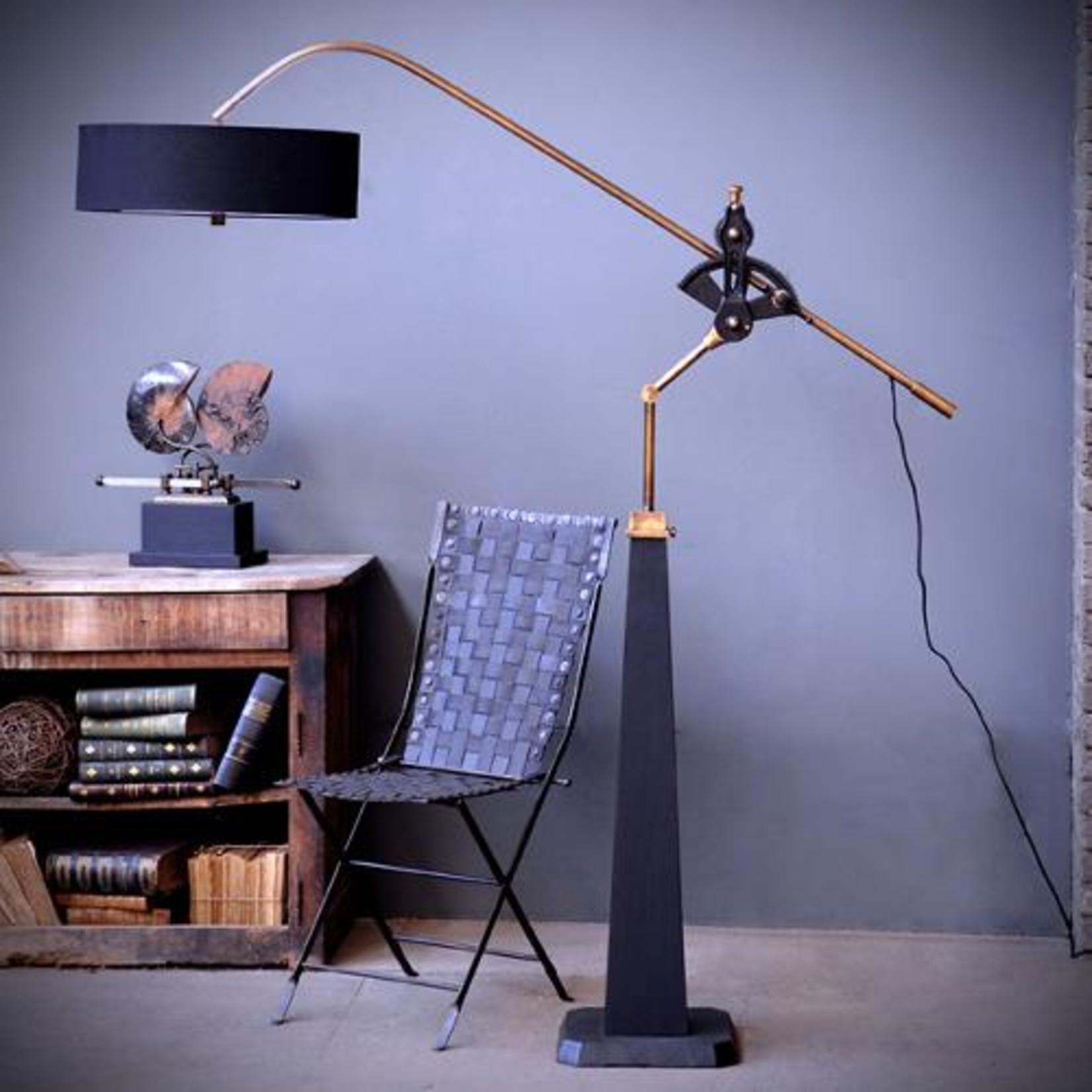 OBJET DE CURIOSITE TECHNICAL LAMPFLOOR