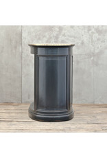 VAN THIEL PARIS BRASS TOP BAR BLK