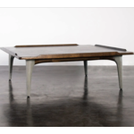 DISTRICT EIGHT COFFEE TABLE SALK SQUARE