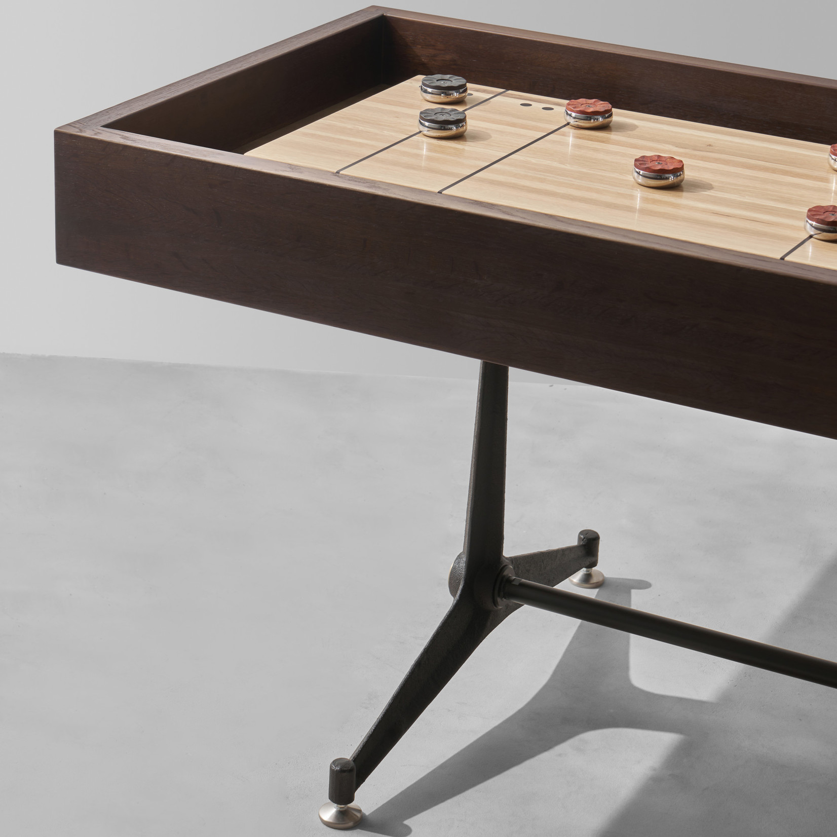 DISTRICT EIGHT SHUFFLEBOARD TABLE LARGE