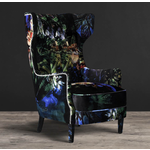 TIMOTHY OULTON CHAIR MANOR  ACID JUNGLE
