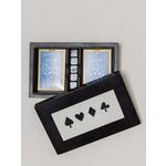 CHEHOMA RESIN CARD (2) & DICE BOX