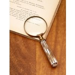 CHEHOMA SMALL MAGNIFIER WITH HORN HANDLE