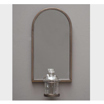 CHEHOMA MIRROR WITH SMALL VASE