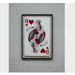 CHEHOMA FRAME QUEEN OF HEARTS