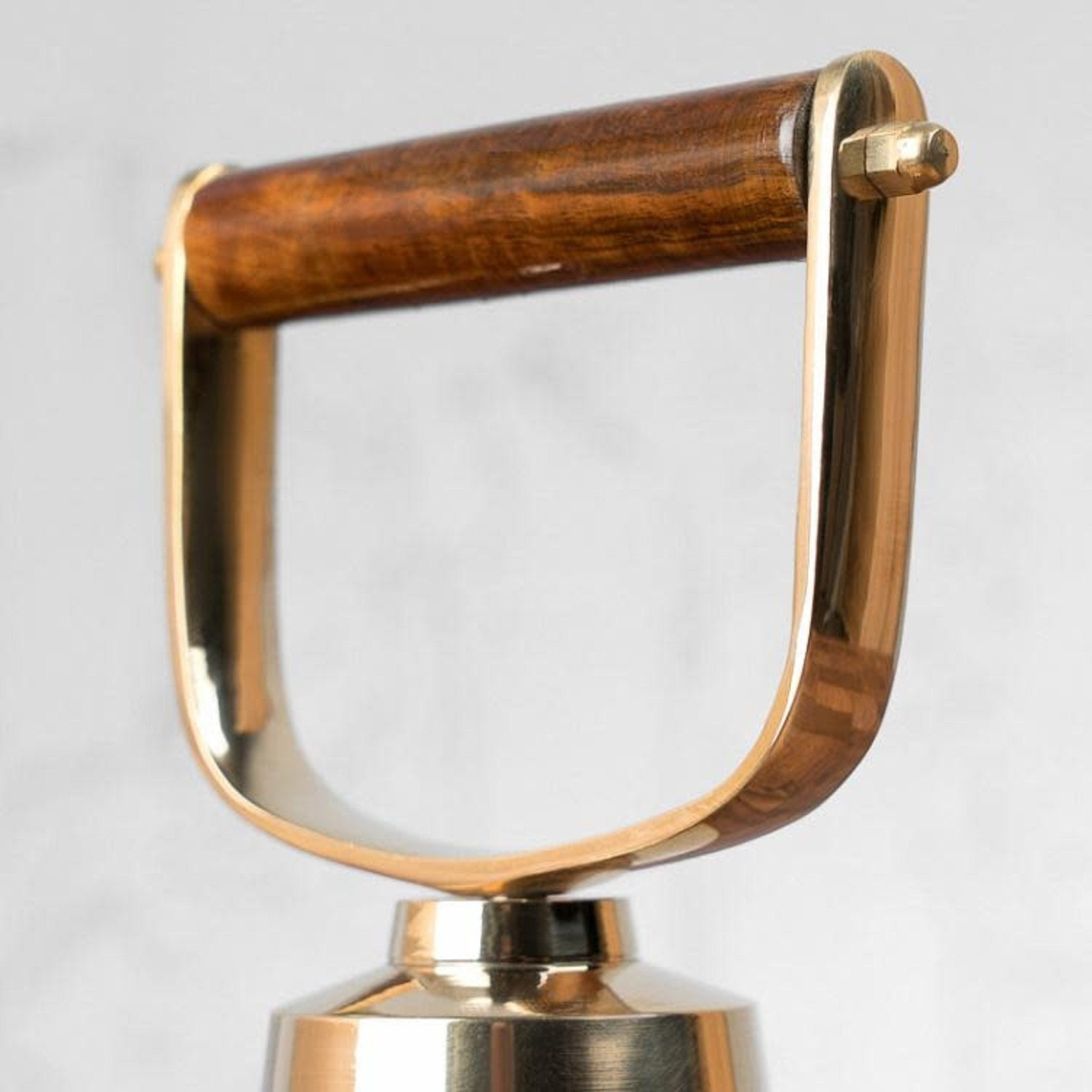 CHEHOMA BELL WITH WOODEN HANDLE