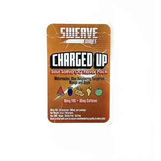 Swerve Charged Up Gummies
