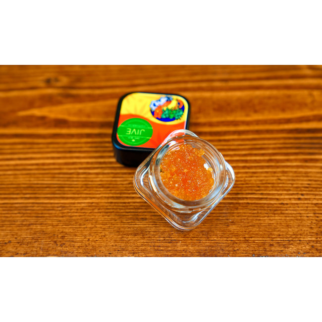 Rare Extracts Live Resin Baller Jars - 3.5 g