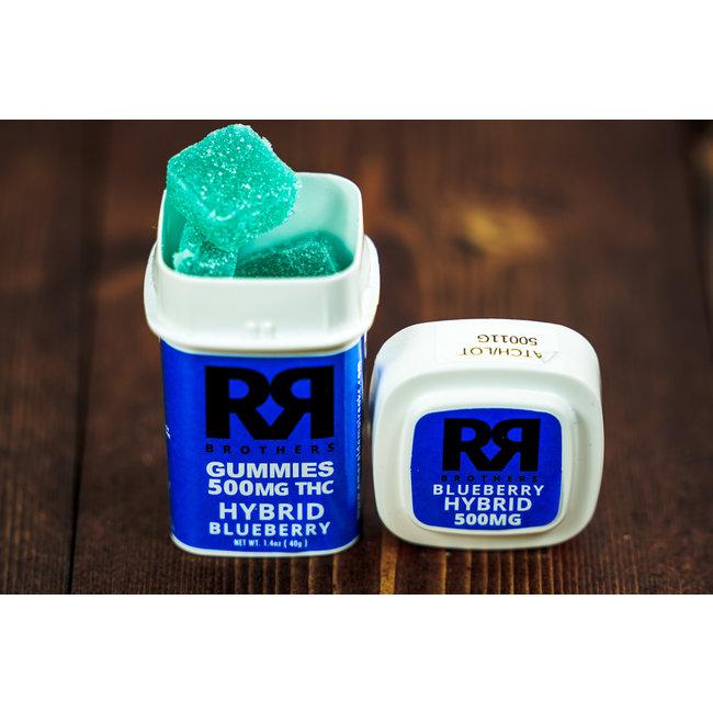 R&R Gummies - 500 mg