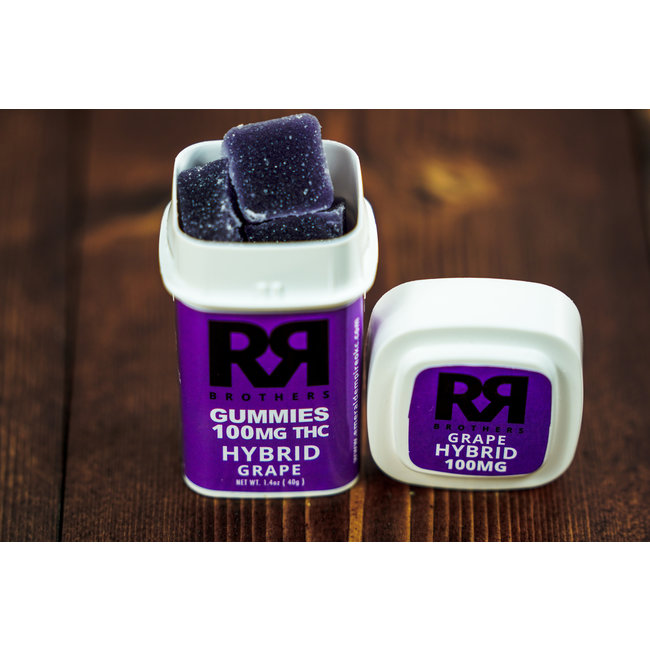 R&R Gummies (100 mg) - Case of 5