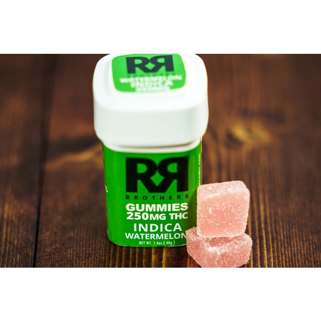 R&R Gummies (250 mg) - Case of 5