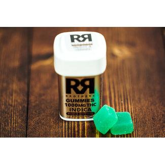 R&R R&R Gummies (1000 mg) - Case of 5