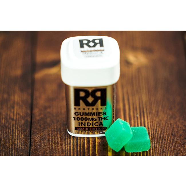 R&R Gummies (1000 mg) - Case of 5