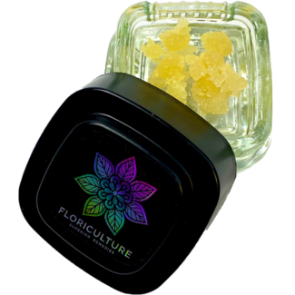 Floriculture Floriculture Live Resin (1 g) - Case of 5