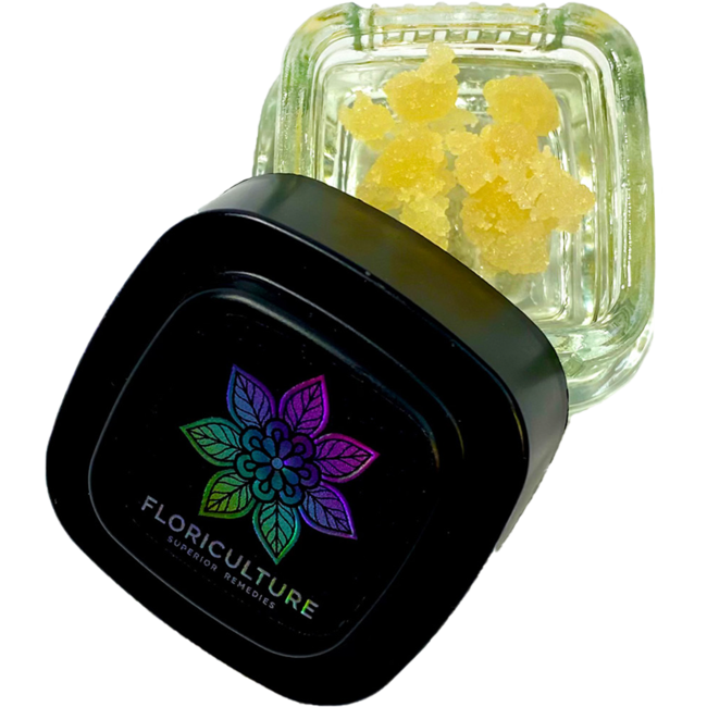 Floriculture Live Resin (1 g) - Case of 5