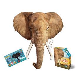 Madd Capp Puzzles I Am Elephant Puzzle 700pcs