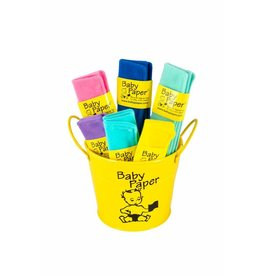 Baby Paper Assorted Solid