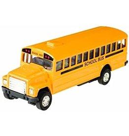 Toysmith Pull-Back School Bus