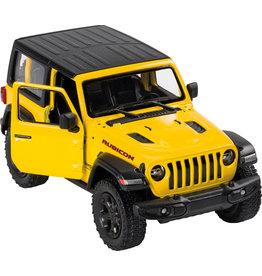 Toysmith Pull-Back Jeep Wrangler Rubicon